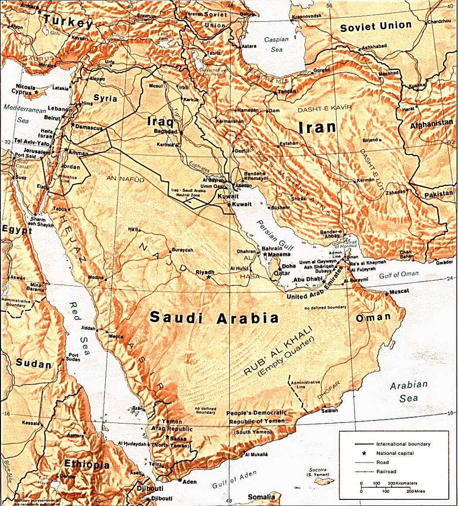 Anatolian Peninsula Map Arabian Peninsula Map Arabian